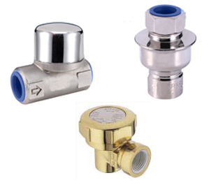 |Balanced pressure steam traps|