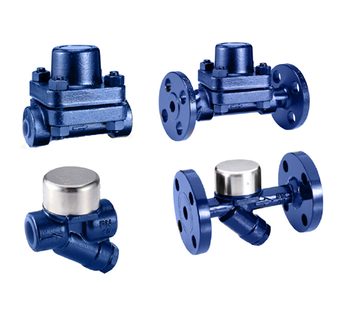 |Thermo-dynamic steam trap|