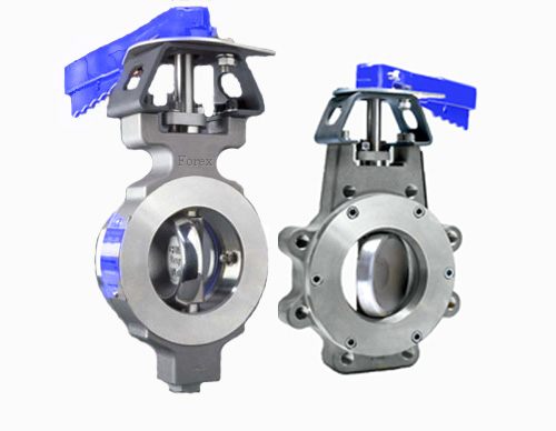 |High performance butterfly valves|